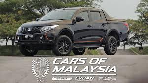 100 Mitsubishi Pickup Truck COM2018 S Of Malaysia Triton YouTube