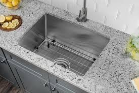 Undermount Bar Sink White by Soleil 15