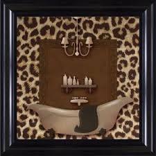 Leopard Bathroom Decorating Ideas by Leopard Bathroom Rugs Decorating Clear