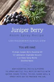 top 10 uses of juniper berry essential oil