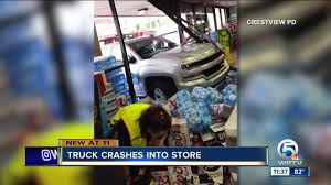 Truck Crashes Into Florida Store - YouTube Euro Truck Simulator 2 Online Multiplayer Crashes Compilation 9 Funny Moments Crash M1 Motorway 9th November 2012 Youtube Fire Hit Headon In Tanker Truck Crashes At Boardman Intersection Car Crashes In America Usa 2018 83 1 Car Russian Accidents Road After Apparent Police Chase Southwest Detroit Best New Winter 2017 Hardest Trucks Accidents Terrible Truck Crash Compilation Driving Fails And Caught On