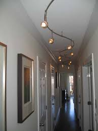 traditional hallway with light design warm your