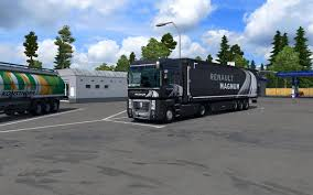 Renault Magnum + BDF Tandem V20.01 [1.32] - Euro Truck Simulator 2 ... J Heebink Truck And Trailer Tandem Pack V11 Ets 2 Mods Wylie Growl Marketplace Ads Ford L Series Wikipedia Ets2 Tandem Truck Jobs Without Trailer Youtube Proper Tandems Trucksim 7 Axle Enclosed Trailers Sport Devil Bdf 128 V70 127x Mod For Know How To Slide Your Tandems Ekeri Trailers Addon By Kast V11 131x Trailer Mod Euro Chassis 6x2 Trucks Scs Software