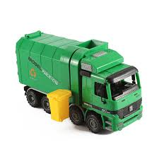 Amazon.com: Liberty Imports Garbage Truck 14
