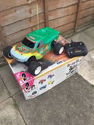 Used Cen Nitro Stadium Truck RC Car In IP9 Babergh For £ 135.00 – Shpock