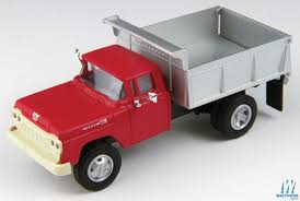 100 Ford Dump Trucks Buffalo Road Imports 1960 Truck Red Cab