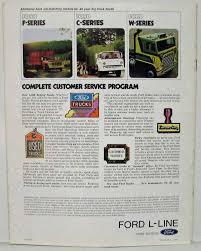 100 1976 Ford Truck S LLine Sales Brochure L LN LNT LTS 600 700 7000 800 900