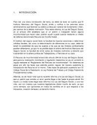 RECURSO DE INCONFORMIDAD ANTE EL IMSS PDF Flipbook