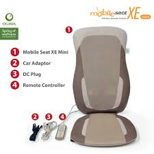 OGAWA Mobile Seat XE Mini Portable Massage Cushion + Lovey Touch (Blue) Snailax Shiatsu Neck And Back Massager With Heat Deep Tissue Portable Rechargeable Wireless Handheld Hammer Pads Stimulator Pulse Muscle Relax Mobile Phone Connect Urban Kanga Car Seat Grelax Ez Cushion For Thigh Shoulder New Chair On Carousell 6 Reasons Why Osim Ujolly Is The Perfect Full Klasvsa Electric Vibrator Home Office Lumbar Waist Pain Relief Pad Mat Qoo10 Amgo Steam Sauna 9007 Foot Amazoncom Massage Chair Back Massager Kneading Yuhenshop Foldable Portable Feet Care Pad Modes 10 Intensity Levels To Relax Body