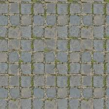 Concrete Paving Outdoor Damaged Texture Seamless 05486