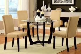 Glass Dining Room Table Target by Accessories Agreeable Glass Round Dining Table Large Set Modern