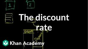 The Discount Rate (video) | Khan Academy