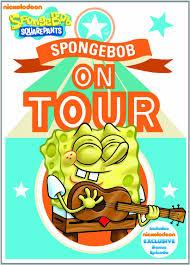 Spongebob Halloween Dvd Episodes by Spongebob On Tour Encyclopedia Spongebobia Fandom Powered By Wikia