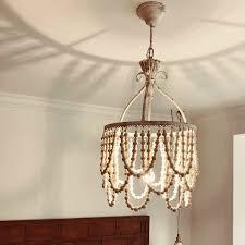 amerikanischen dekoration holz kronleuchter hängen leuchte