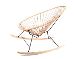 Innit Acapulco Rocking Chair by Acapulco Chair Turquoise Acapulco Chair Acapulco Chair Petroleum