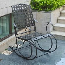 Wayfair Furniture Rocking Chair by Iron Rocking Chair Inspirations Home U0026 Interior Design