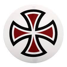 Independent Cross Logo 12