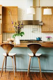 fascinating mid century modern kitchen backsplash