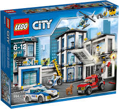 LEGO City 60141 - Police Station | Mattonito Lego Police Car Fire Truck Cartoon About Game My 60110 City Station Cstruction Toy Ireland Home Legocom Us Playing With Bricks Custom A Video Update Lego Fireman Firetruck Cartoons For Monster 60180 Big W 60004 Building Sets Amazon Canada 60002 Amazoncouk Toys Games Totobricks 6911 Creator 3 In 1 Mini Archives The Brothers Brick Undcover Walkthrough Chapter 10 Guide Jungle Exploration Site 60161 Kmart