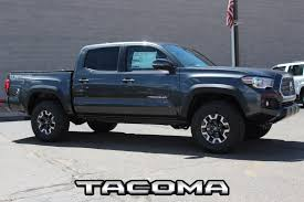 New 2018 Toyota Tacoma TRD Off Road Double Cab 5' Bed V6 4x4 AT In ...