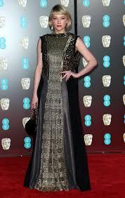 100 Mim Design Couture Haley Bennett 2018 British Academy Film Awards