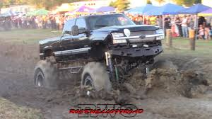 100 Mud Truck Video BADDEST TRACTOR MUD TRUCKS IN ZWOLLE LA PART 2 YouTube