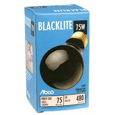 westinghouse皰 75 watt black light bulb 03920 specialty light