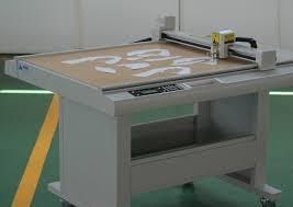 Plastic Advertising Paper Cutting Machine