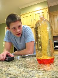 Homemade Lava Lamp Make Your Own A Science Project