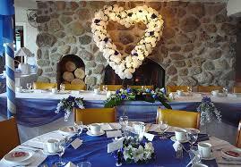 décoration salle de réception de mariage
