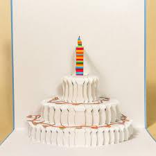 Lindawangstudios Blue Birthday Cake
