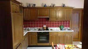 küche rustikal gebraucht l form mit e geräten stabil