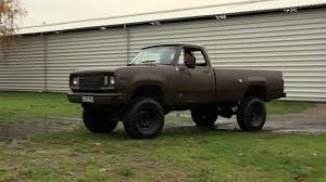 1977 Dodge W200 4x4 PickUp Longbed V8 318cui - YouTube Bangshiftcom This 1977 Dodge D700 Ramp Truck Is A Knockout Big W150 Tyler Leemann Lmc Life Hemmings Find Of The Day Warlock Daily Texas Barn D300 Dually 440 Club Cab Mopar 1 Ton Nr Adventurer Se Moparts Jeep 4x4 Forum Sales Brochure Ebay Midnite Express Pick Up Truck Stock Photo 26525964 Alamy 150 153899 For Sale Near Columbus 2136623 Motor News Glenirah D150regularcablongbed Specs Photos Power Wagon Pickup T104 Chicago 2015