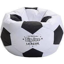 Big Joe League Kids Soccer Ball Bean Bag Chair