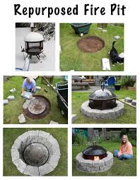 Turn The Rolling Fire Pit Into A Permanent Backyard Fixture ... Fire Pits Is It Safe For My Yard Savon Pavers Best 25 Adirondack Chairs Ideas On Pinterest Chair Designing A Patio Around Pit Diy Gas Fire Pit In Front Of Waterfall Both Passing Through Porchswing 12 Steps With Pictures 66 And Outdoor Fireplace Ideas Network Blog Made How To Make Backyard Hgtv Natural Gas Party Bonfire Narrow Pool Hot Tub Firepit Great Small Spaces In