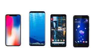The best flagship mobiles for 2017 iPhone X Galaxy S8 Plus