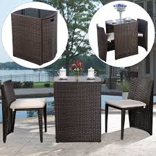 Chairs Retro Set Home Metal Sets Outdoor Legs White Designs For