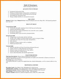 How To Word Time Management On Resume Inspirational Skills Examples Krida Info Fancy