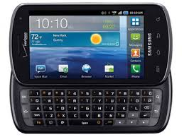 Samsung Stratosphere Verizon s First 4G LTE phone with QWERTY