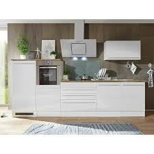 respekta premium küchenzeile berp320hwwc breite 320 cm