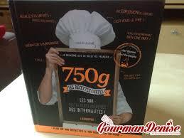 750g com recette cuisine les recettes cultes