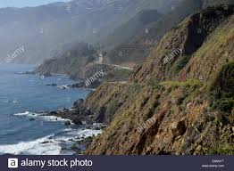 100 Pacific Road Highway Coast Road The Big Sur Stock Photo 73995484 Alamy