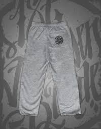 187 Strassenbande Sweatpant Grey Black – 187 Strassenbande Shop