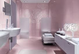 Color For Bathroom Tiles by Modern Bathroom Tile Designs In Monochromatic Colors