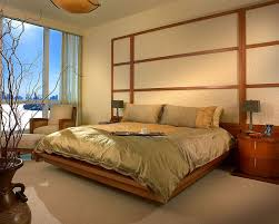 Relaxing Modern Bedroom With Zen Inspired Simplicity Design Causa Group