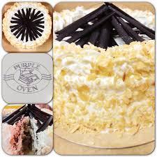 Rustic Chocolate Torte By Kriska Mendoza Bustamante