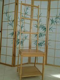 bambus badezimmer regal handtuchablage handtuchtrockner