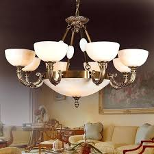 Alabaster Chandelier Lighting Good Pair Of French Lights