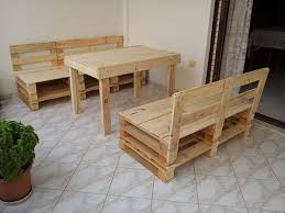 Amazing Build Your Own Kitchen Table Pallet Furniture Idea