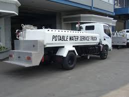 Airport Lavatory Service Truck – PT. Antika Raya
